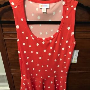 XXS LuLaRoe Nikki Dress